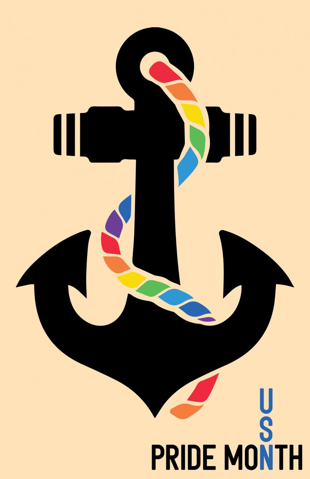 U.S. Navy Pride Month