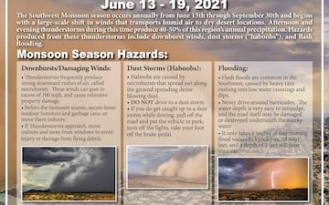 Monsoon Awareness Week