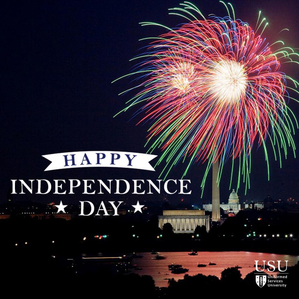 USU Celebrates the Fourth of July
