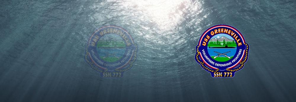 USS Greeneville SUBLANT Website Banner