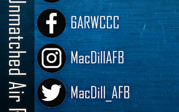 MacDill Email Signature Graphic