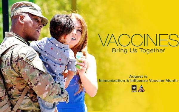 Immunization and Influenza Month - Family
