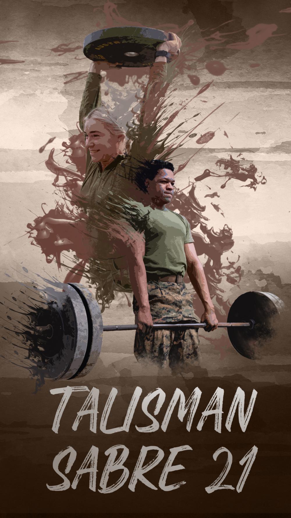 Talisman Sabre 21 Poster