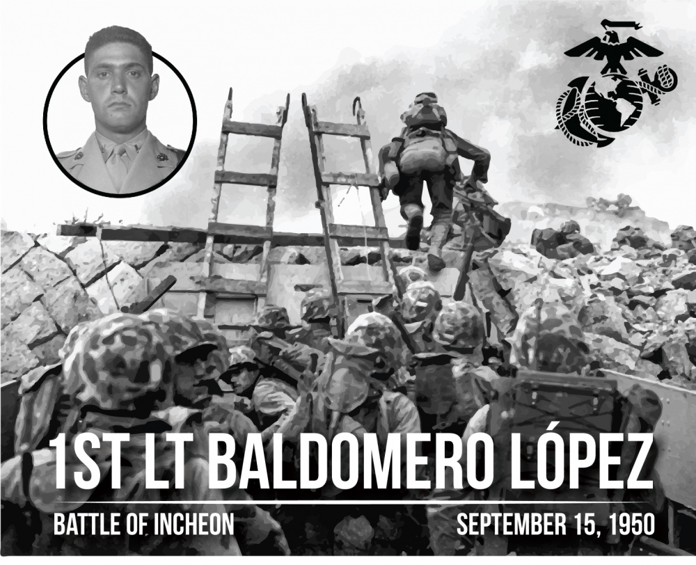 1st Lt. Baldomero Lopez