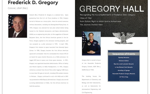 Frederick D. Gregory