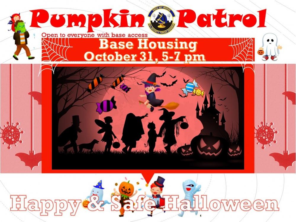 Pumpkin Patrol