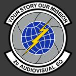 2D Audiovisual Squadron