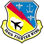104th Fighter Wing/Public Affairs
