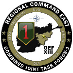 Combined Joint Task Force 1 - Afghanistan