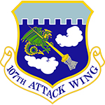 107th Attack Wing Public Affairs