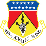 445th Airlift Wing, Public Affairs, Wright-Patterson AFB, Ohio
