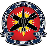 Explosive Ordnance Disposal Group Two