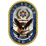 USS Boxer (LHD 4)