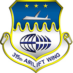 315th Airlift Wing/Public Affairs