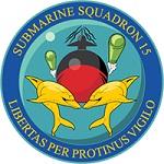 Commander, Submarine Squadron 15