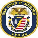 USS John P. Murtha (LPD 26)
