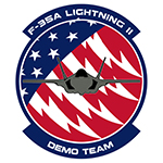 F-35A Demo Team Public Affairs
