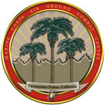 Marine Corps Air Ground Combat Center, Twentynine Palms