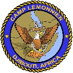 Camp Lemonnier, Djibouti