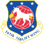 167th Airlift Wing, West Virginia Air National Guard